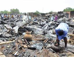 Image result for boko haram attack 2015